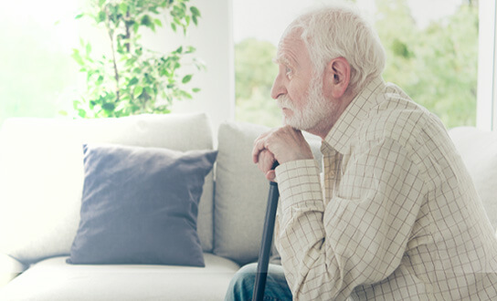 Social Isolation In The Elderly | Solving Loneliness Among ...