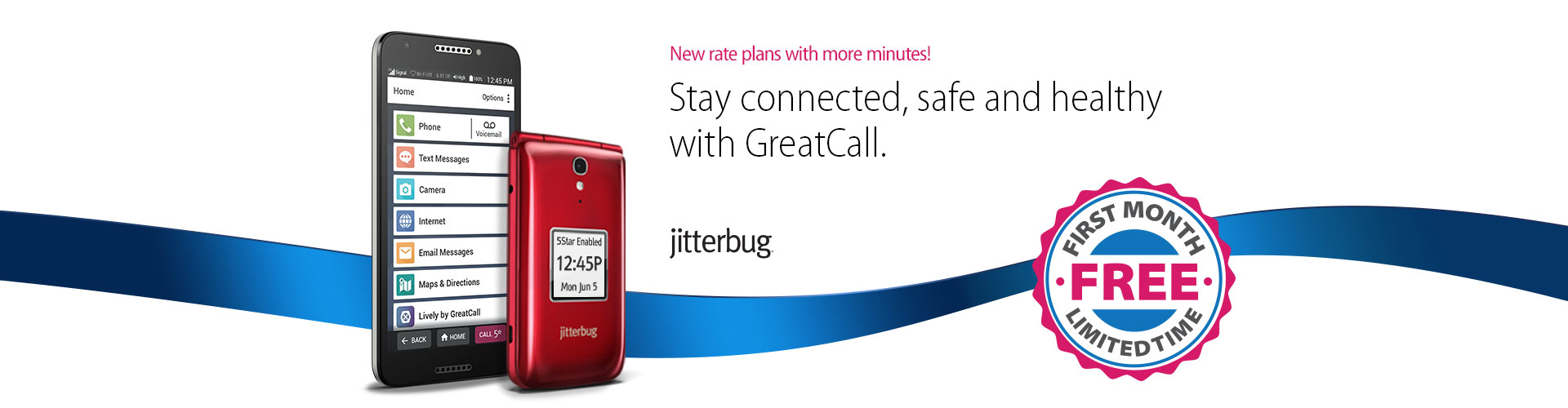 Senior Cell Phones, Medical Alert Systems & Safety for Seniors