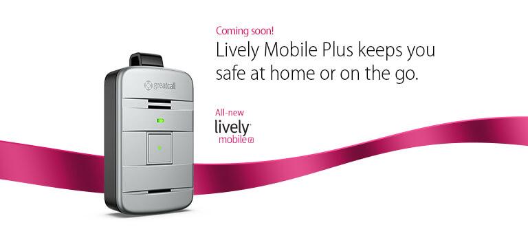 Medical Alert Systems | Med Alerts | Lively Mobile Plus