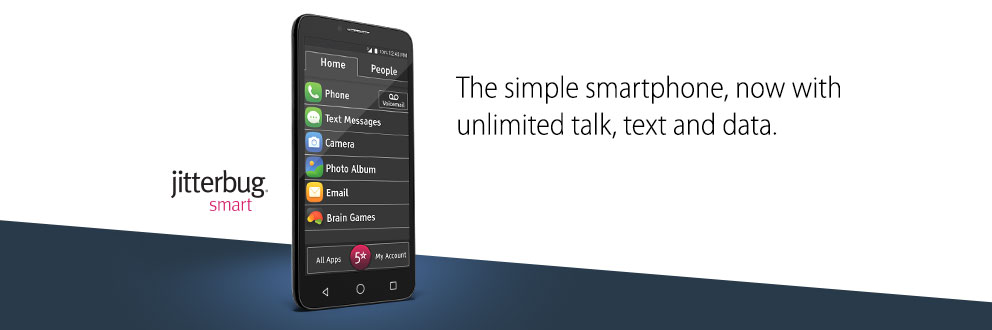 Jitterbug Smart Best Easy To Use Smartphone For Seniors GreatCall - Jitterbug coverage map