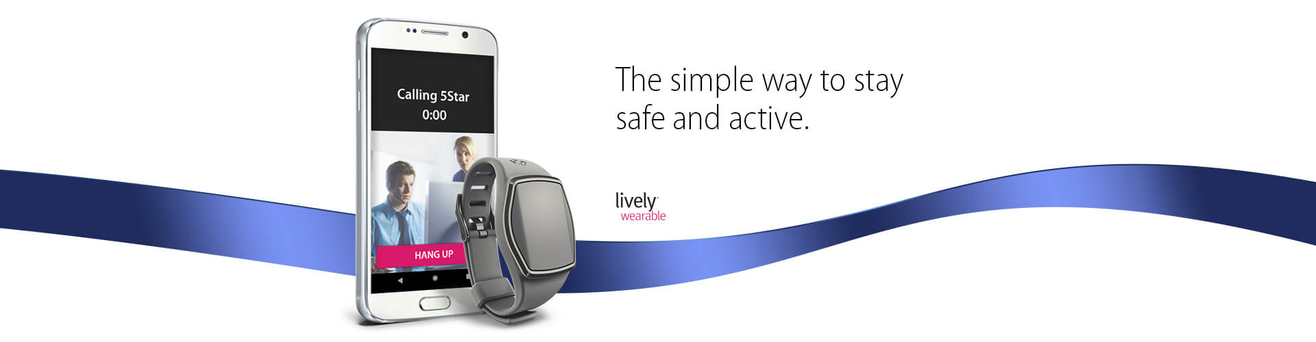 Wearable Medical Alert Device Fitness Tracker For