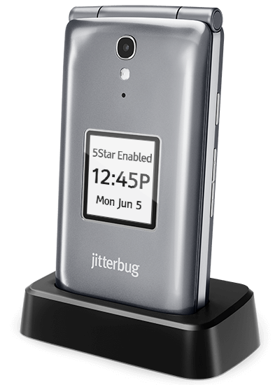 Jitterbug Flip | Best Basic Big Button Cell Phone for
