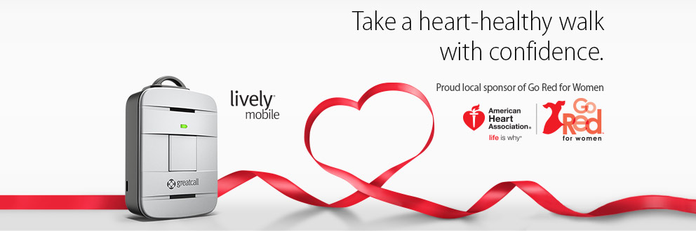 Lively Mobile Medical Alert Device Mobile System