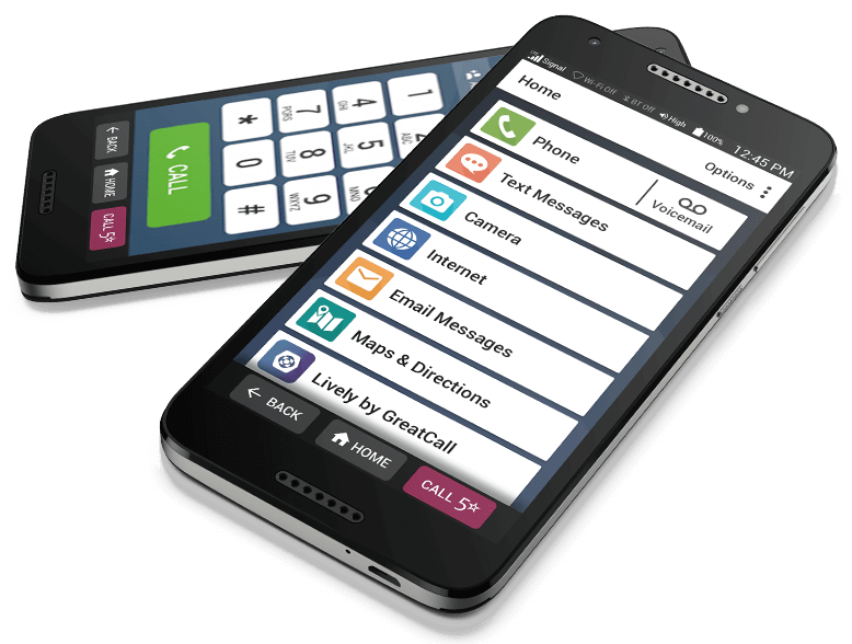 Unlimited Talk, Text and Data Plans | Easy-to-Use Jitterbug