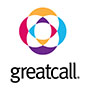 GreatCall Logo Vertical