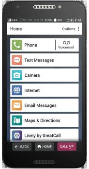 Phones For Seniors Best Simple Phones For Seniors