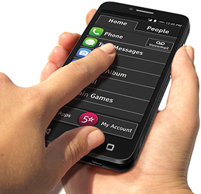 Unlimited Talk, Text and Data Plans   Easy-to-Use Jitterbug